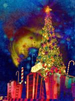 9th December: Christmas Beacon by ClioStorm