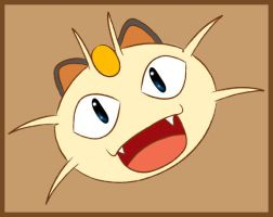 Meowth That's right by ChellyTots