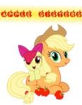 Apple sisters by CrazyMelomanka