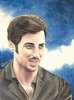 Colin O'Donoghue by J-Cody