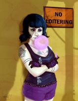 Loitering by Taylor-payton