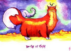 The Cat of Mirth by Weatherduck