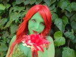 Poison Ivy and passion flower by FrancescaMisa