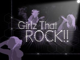 Girls that Rock by cdup999