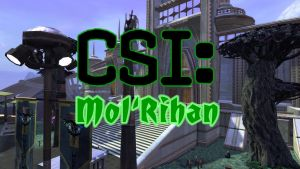 CSI Mol'Rihan by SciFiRocker