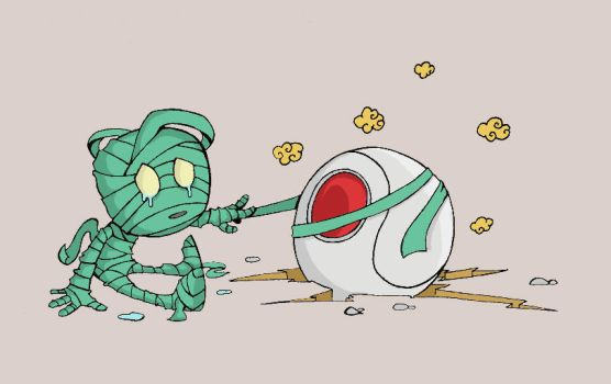 Amumu by AdCe