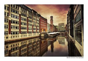 Rainy Hamburg V by MCG0603