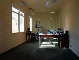 Office, Trentham, Victoria by dpt56