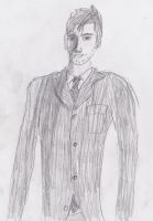 Tenth doctor by ColinGhastslayer