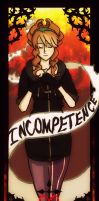 OI - Incompetence by zombie-ade