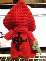 ed elric sackboy hood detail by anjelicimp