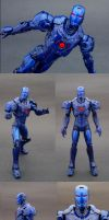 Movie Stealth Iron Man by Jin-Saotome