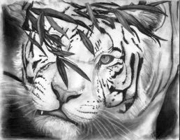 White Tiger by Nervaa