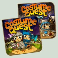 Costume Quest YAIcon Pack by Alucryd