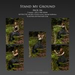 Stand My Ground Pack 136 by Elandria
