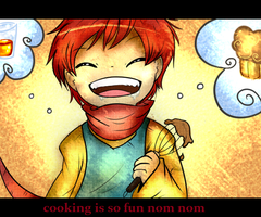 PV: Event [march10-cooking event] by Pikachim-Michi