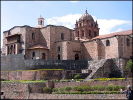 Cusco Cathedral by jotamyg
