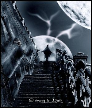 Stairway to Death by Z1AS