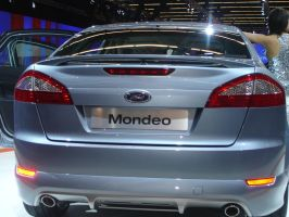 Ford Mondeo2 -AR07- by dj-voyager