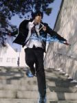 Rin Okumura - Ao no Exorcist - I believe I can fly by K-I-M-I