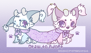 :Draw to Adopt(winners announced): by PrePAWSterous