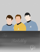 To Boldly Go by vera-san