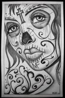 Day of the dead by Clutch-MFD
