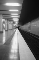 Tube (Sternschanze) by MoonfarrierFX