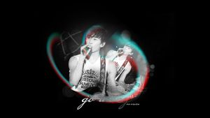 Go Away Eunhyuk Wallpaper by sjsaranghe