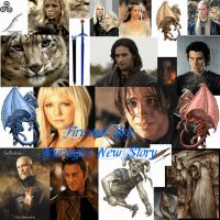 Fire and Ice: Murtagh's New Story Chapter 1 by IcejCat