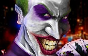 Always A Joker by Esau13