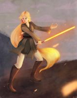 Jedi by londixX