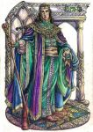 Noldorin King by Righon