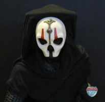 Darth Nihilus mask 1/4 scale statue by mycsculptures