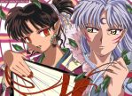 Sesshomaru:Touched by the Wind by windsorceresskagura