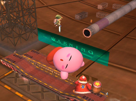 Goodbye, Giant Kirby by SmashBros2008