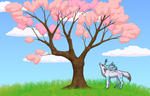 Xenik and the Cerry Tree by Kayosa