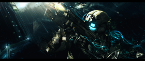 Ghost Recon by iLLyNada