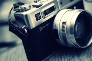 Yashica Electro GSN by spacesuitcatalyst