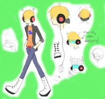 Humanized Crossfade -rough- by spankpig