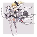 Saber Lily by famepeera