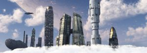 Cloud City by rich35211