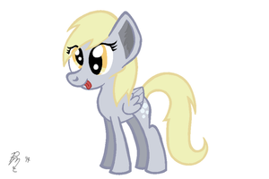 Adorable Derpy by Paint-Melody