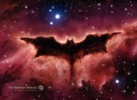 The Batman Nebula by md9-ca