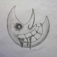 Soul Eater Moon by 88Death-The-Kid88