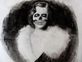 The Skull of Doris Eaton by RockabillyReese