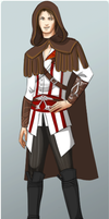 Young Ezio Auditore Da Firenze by ejdraig