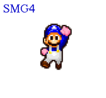 Smg4 - gift by HegyThePuffball01