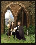 Elrond_and_Elros_by_kiwidoc by kiwidoc