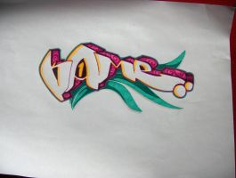 simply Kame by Graffitiminded